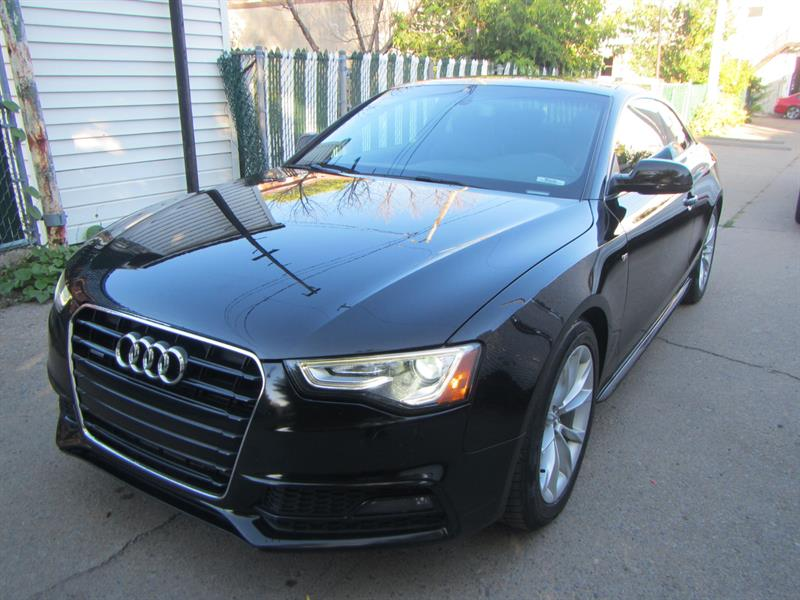 Audi A5 2015 PAY WEEKLY $79 SEMAINE #2491 **042875