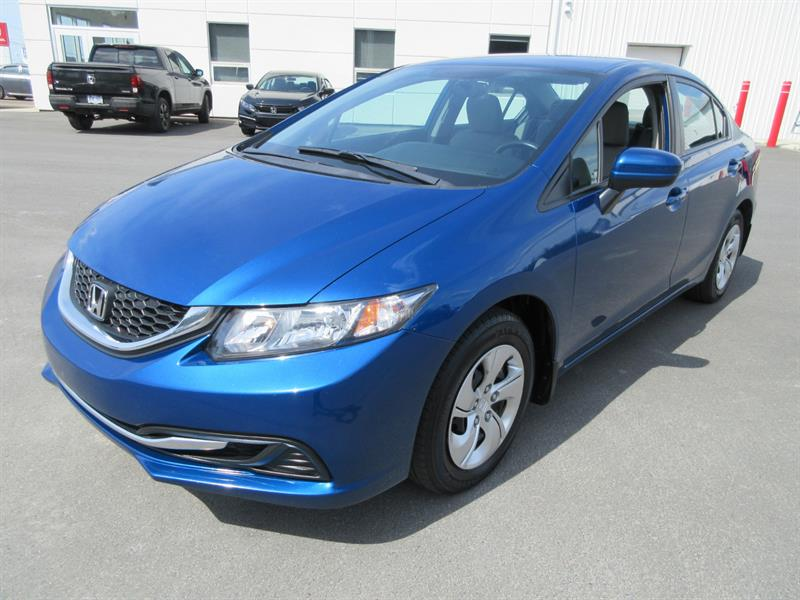 2015 Honda Civic Sedan 4dr Auto LX #H19283A