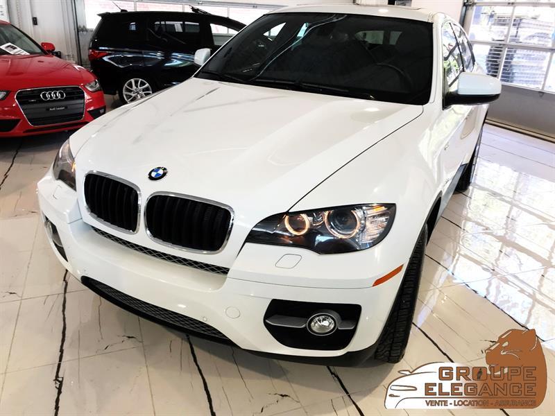 2012 BMW X6 AWD, 3.5I TECH & SPORT& PRIVACY, NAV #LX09605