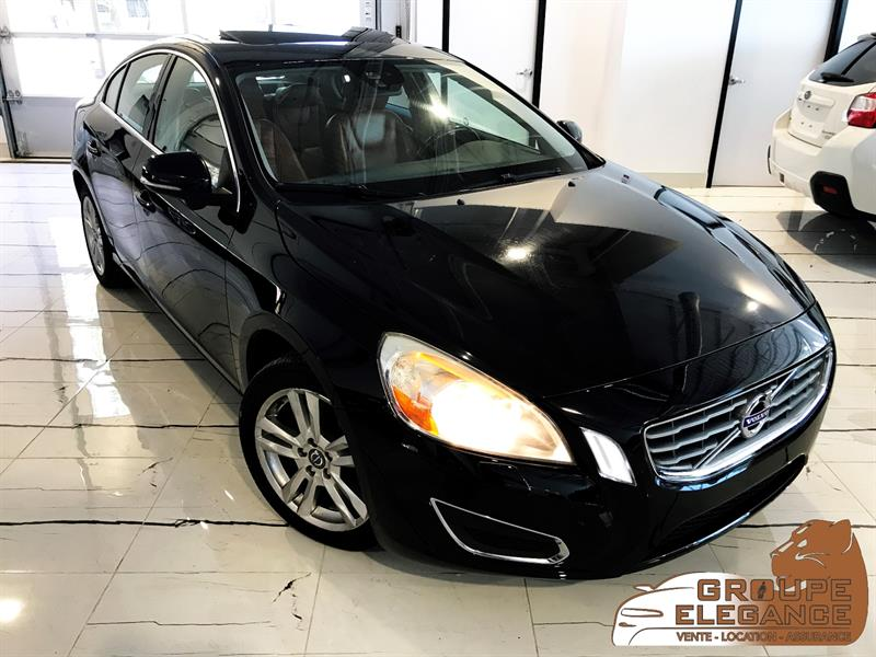 2012 Volvo S60 4dr Sdn T6