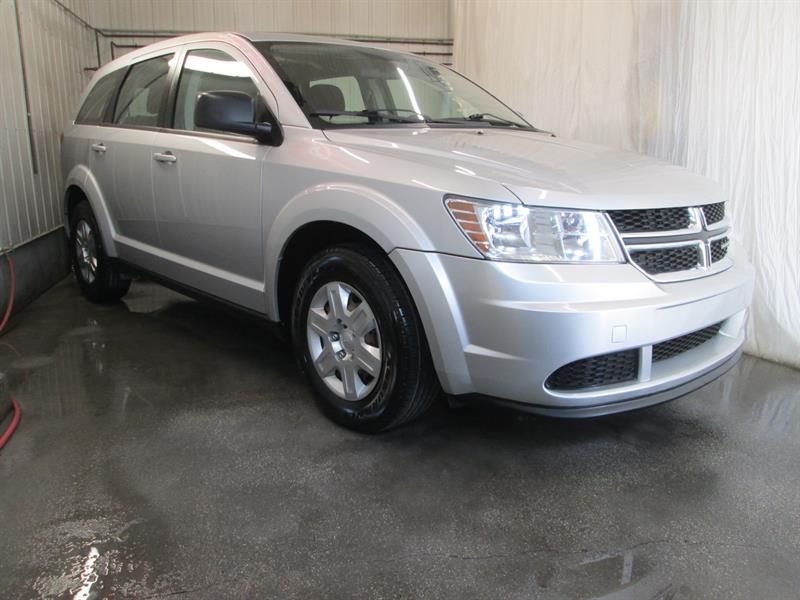Dodge Journey 2012 4dr #9-0817