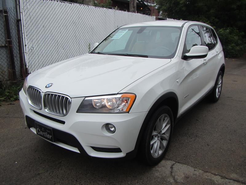BMW X3 2013 AWD **PAY WEEKLY $59 SEMAINE #2493 **A31994