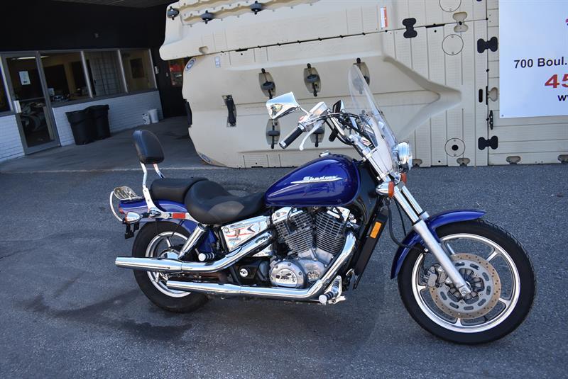 Honda Shadow Spirit 1100 2004