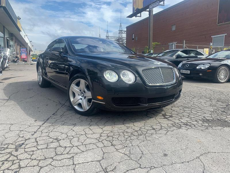 Bentley Continental 2004 2dr Cpe GT