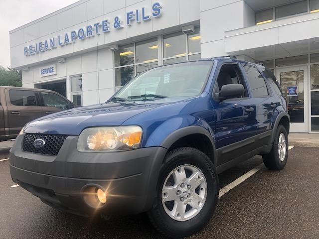 Ford Escape 2007 4WD 4dr Auto XLT #U3679B