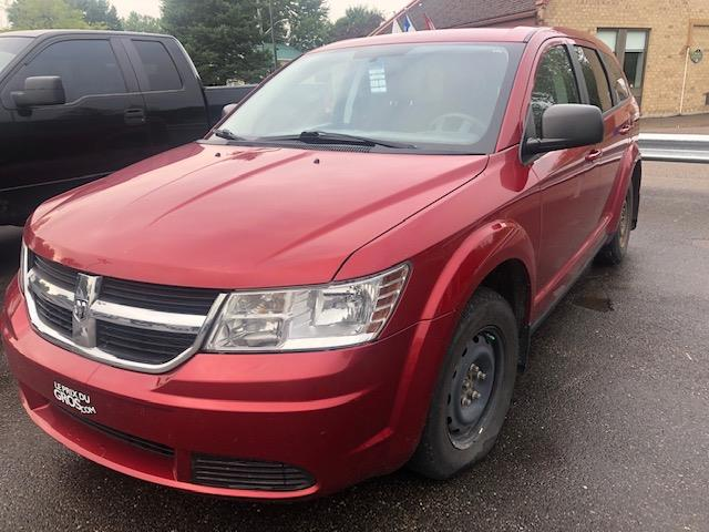 Dodge Journey 2010 FWD 4dr SE #19-644A