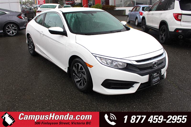 2017 Honda Civic Coupé LX Manual Bluetooth #19-0632A