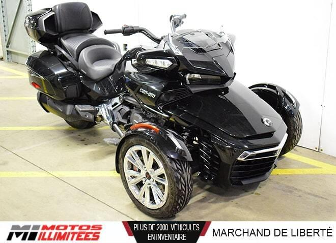 Can-am Spyder F3-T SE6 2017