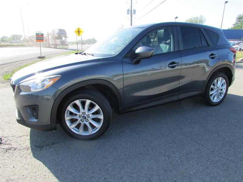 Mazda CX-5 2013 AWD GT A/C TOIT OUVRANT!! #4697