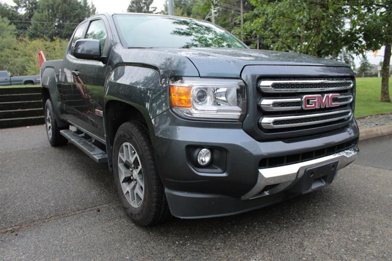 2015 GMC Canyon 4WD Ext Cab 128.3 SLE #12639A (KEY 37)