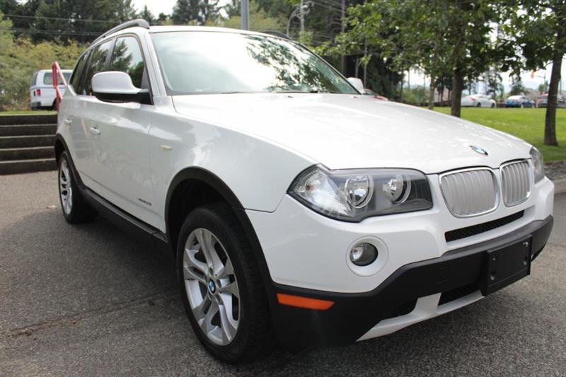 2010 BMW X3 X3 AWD #12636A (KEY 105)