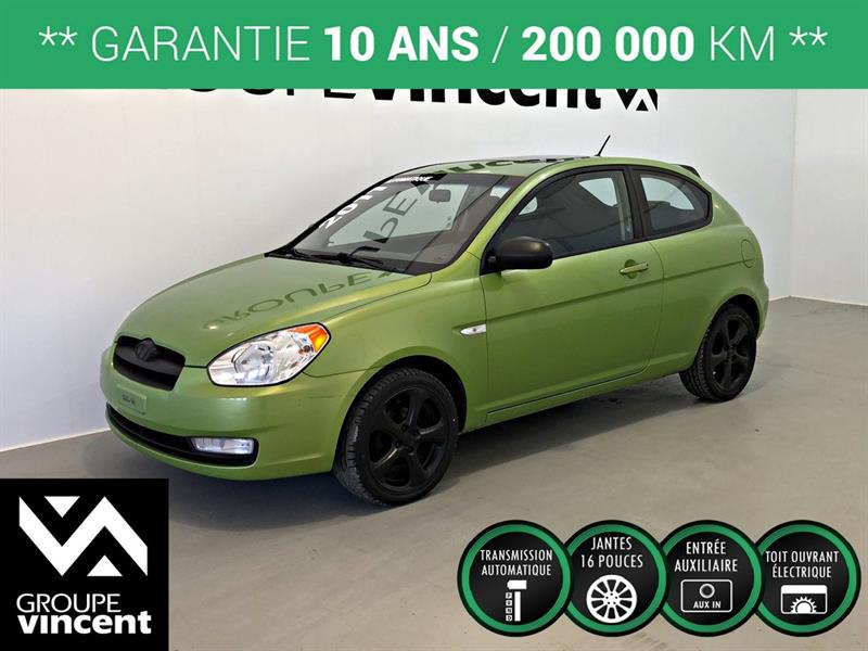 Hyundai Accent 2011 L SPORT ** GARANTIE 10 ANS ** #866AT