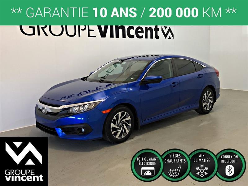 Honda Civic 2016 EX ** GARANTIE 10 ANS ** #9-138AT