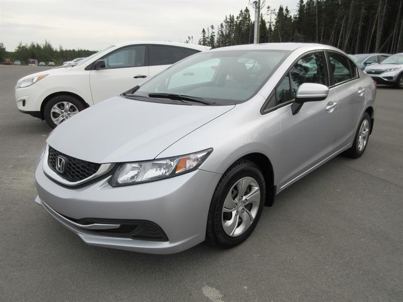 2015 Honda Civic Sedan 4dr Auto LX #U6341