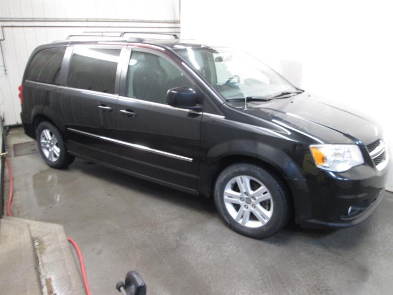 Dodge Grand Caravan 2012 SXT  Crew #9-0518