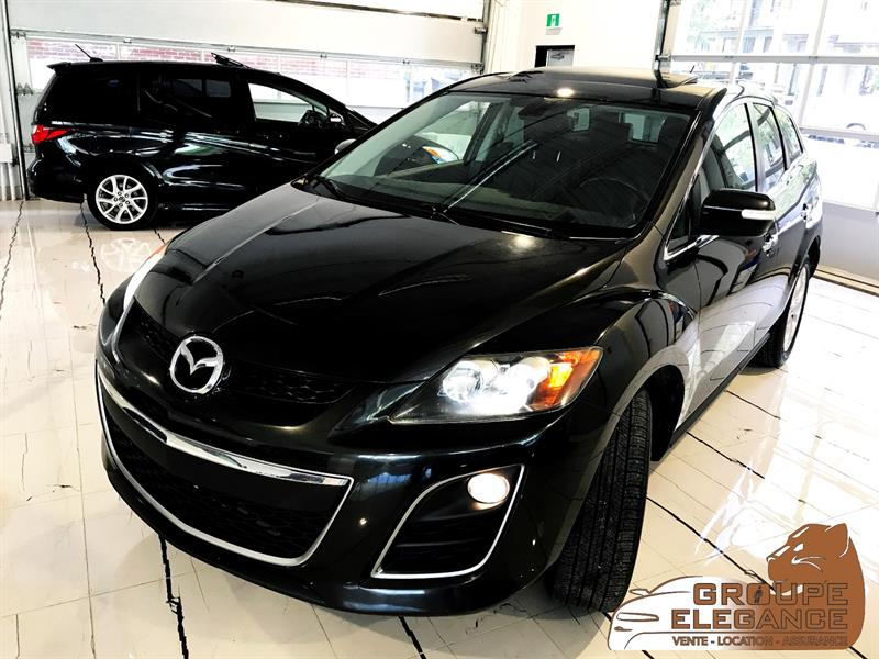 2011 Mazda CX-7 AWD 4dr GT PUSH START, BLIND SPOT, REVERSE CAMERA  #0355177