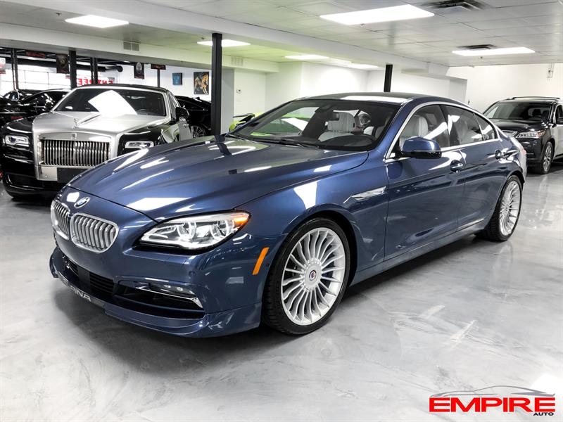 BMW 6 Series 2017 ALPINA B6 GRAN COUPE RARE #SN/A7309