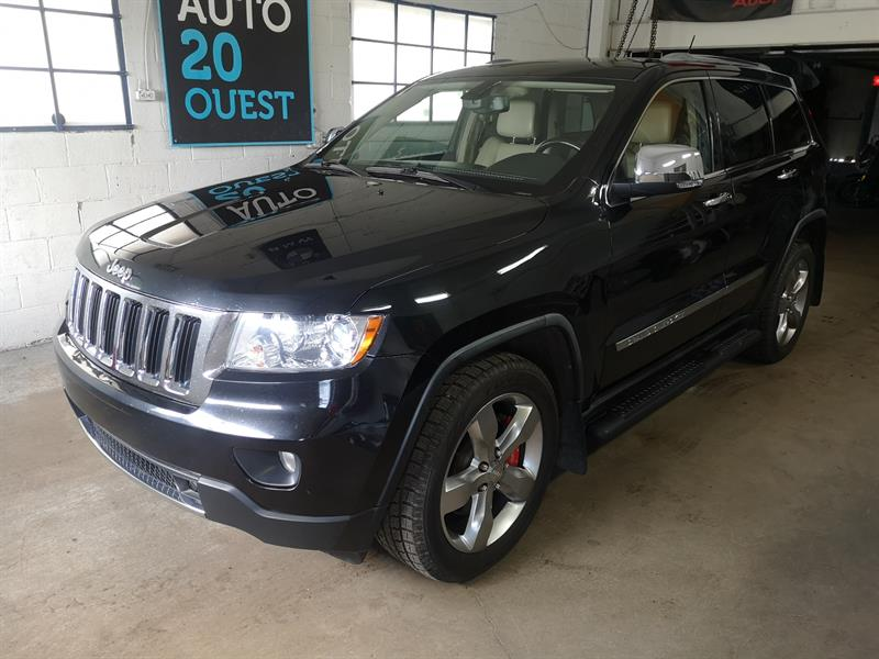 Jeep Grand Cherokee 2011 4WD 4dr Limited