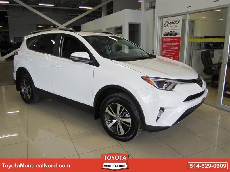 Toyota RAV4 2018 XLE AWD  TOIT +MAGS #3918 E