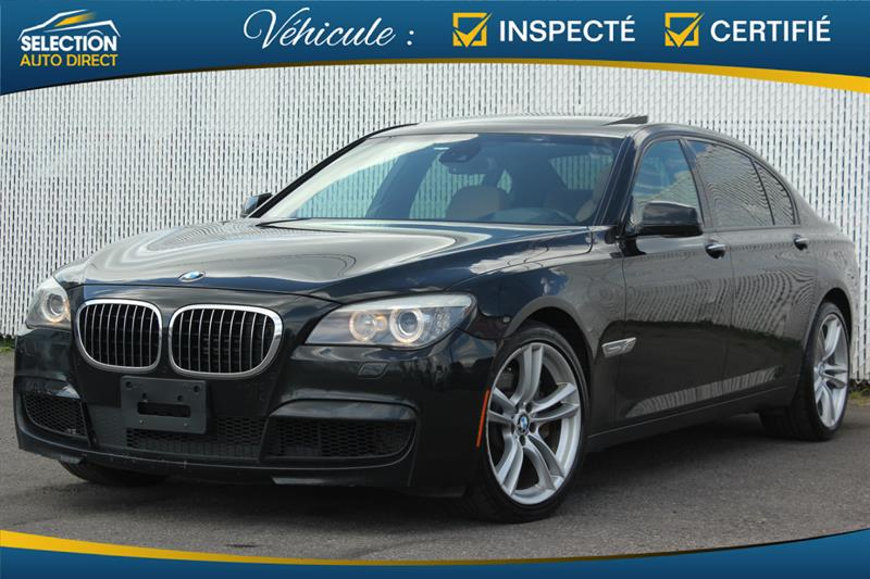 2012 BMW 7 Series 750Li Sdn xDrive AWD #S435107