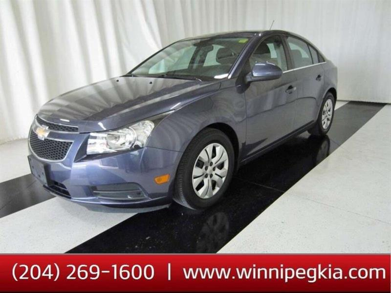 2013 Chevrolet Cruze LT Turbo *Remote Start, Always Owned In MB!* #19SD211A