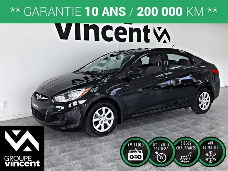 Hyundai Accent 2014 GL ** GARANTIE 10 ANS ** #9330AS