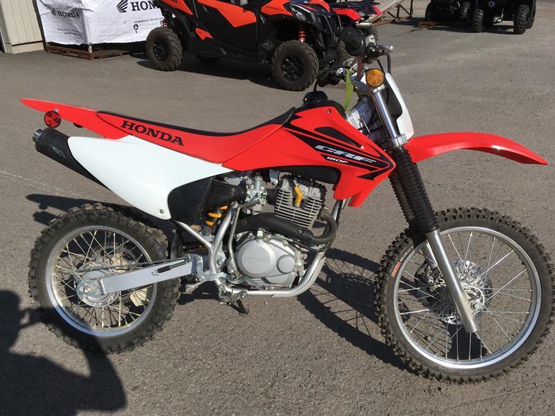 Honda CRF150F 2005 #34211RDL