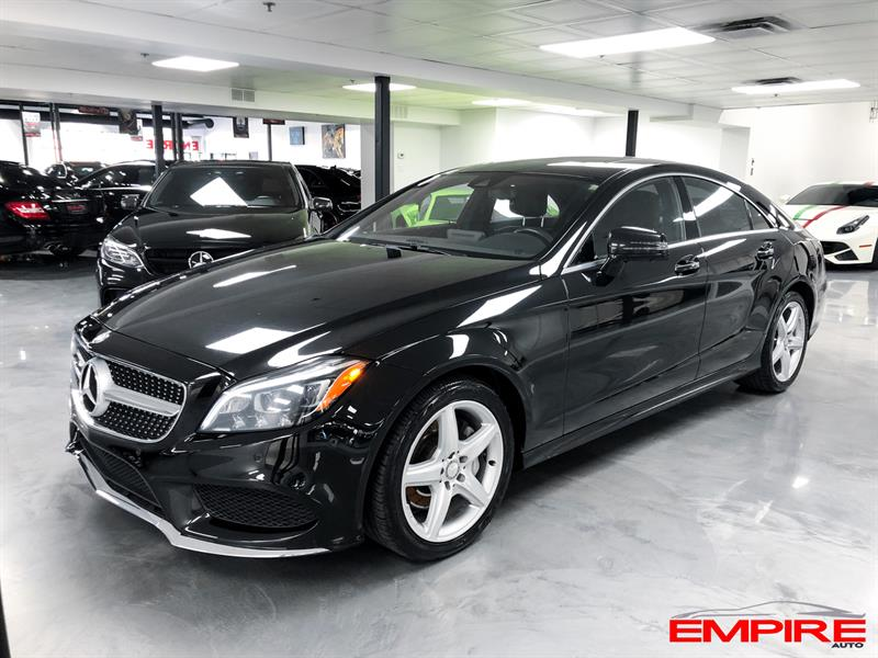 Mercedes-Benz Classe-CLS 2015 CLS400 4MATIC AMG SPORT #SN/A7278