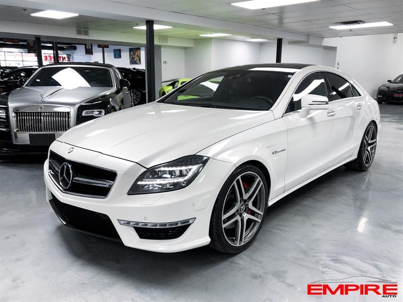 Mercedes-Benz Classe-CLS 2012 CLS63 AMG #A7065-1