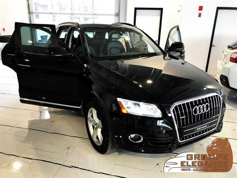 2016 Audi Q5 quattro 4dr 2.0T Komfort BLUETOOTH POWER LIFT GATE