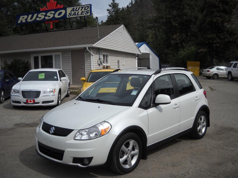 2009 Suzuki SX4 Hatchback ONLY 161 KMS....SOLD.... #A8051