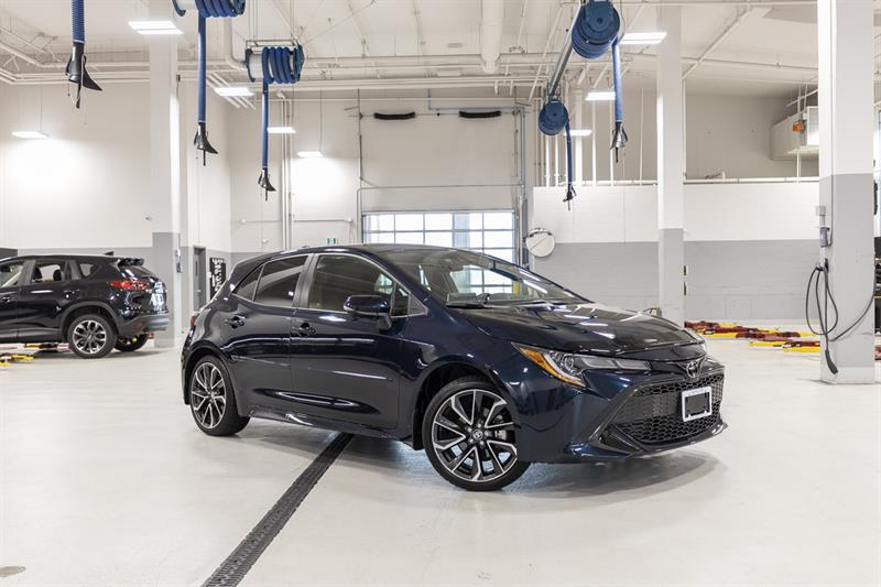 2019 Toyota Corolla Hatchback SE Upgrade Package #P6969T