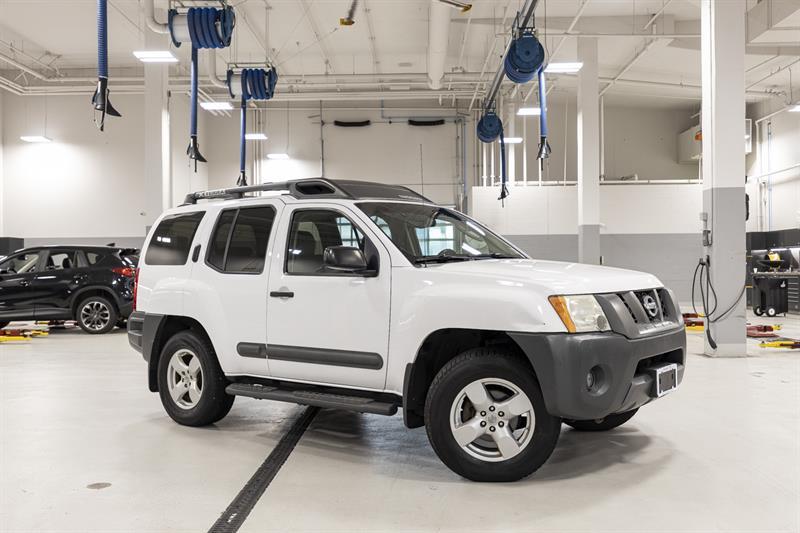 2008 Nissan Xterra SE #FR19714A
