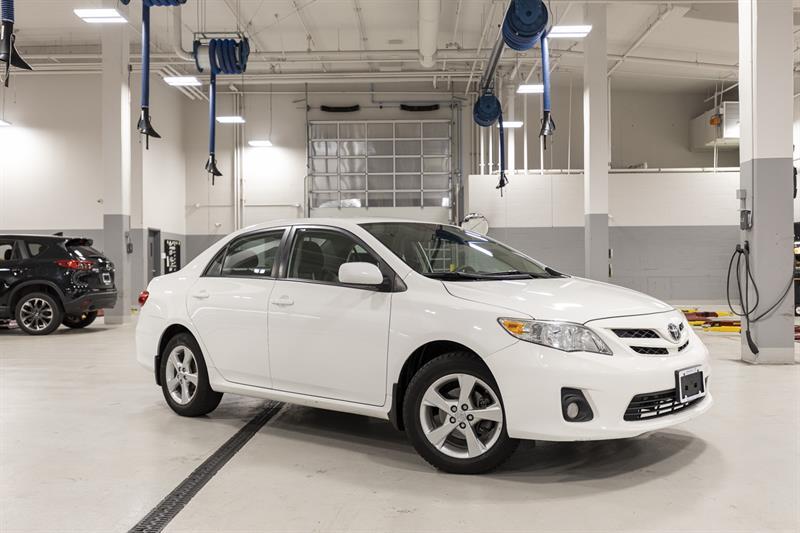2011 Toyota Corolla LE #CH19799Z