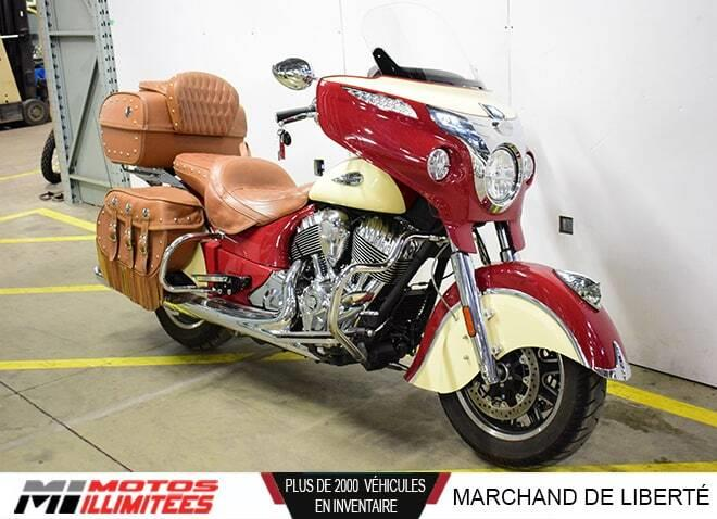 Indian Motorcycles Roadmaster Classic 2017