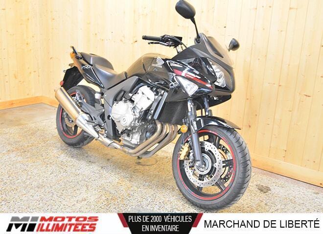 Honda CBF600 2010