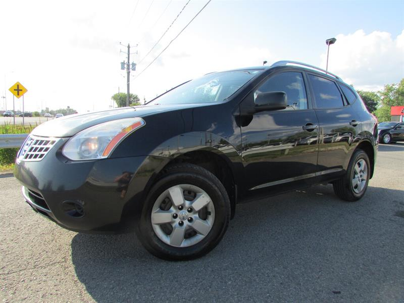 Nissan Rogue 2008 AWD S A/C CRUISE !!! #4714