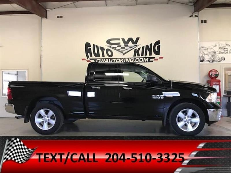 2013 Ram 1500 SLT / 4x4 / Quad Cab / Financing Available #20042476