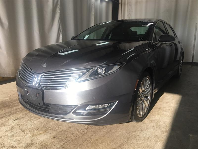 2015 Lincoln MKZ *Ecoboosted 2.0L/Navi/B.tooth/Back.Cam/Lthr/Roof #24072