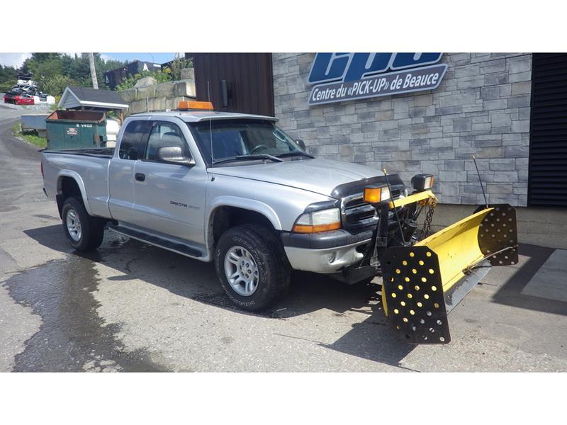 2000 Dodge Dakota 2000 Dodge Dakota - Club Cab 131  WB 4WD Sport #19-9440-00