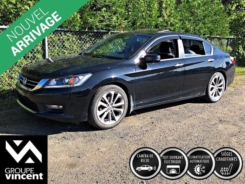 Honda Accord 2015 SPORT ** GARANTIE 10 ANS ** #A6986AH