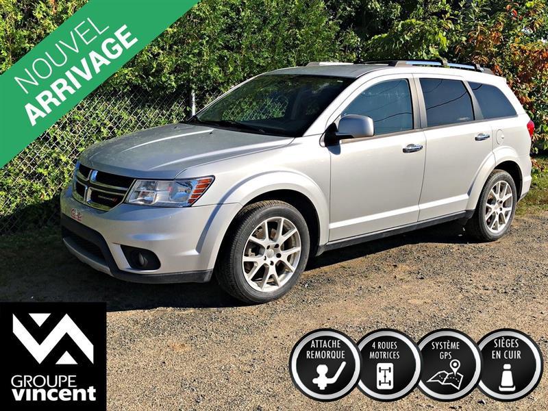 Dodge Journey 2014 R/T AWD GPS CUIR ** GARANTIE 10 ANS ** #H8371AH