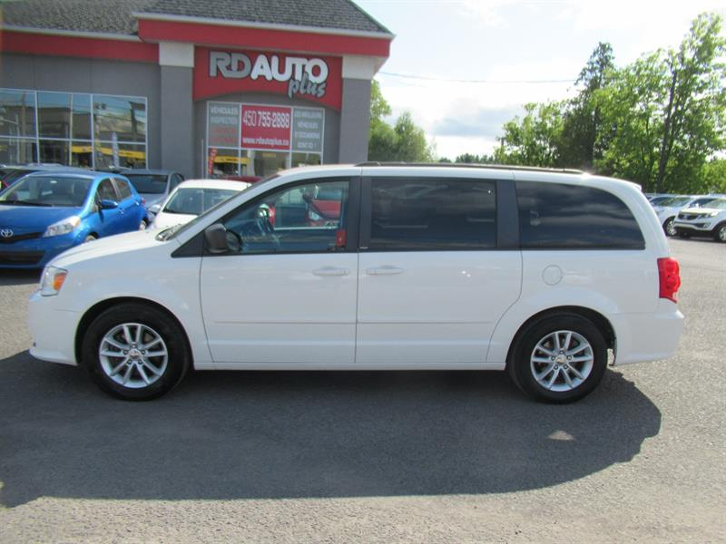 Dodge Grand Caravan 2013 4dr Wgn SXT #10650