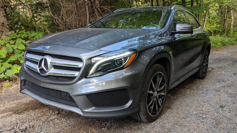 Mercedes-Benz GLA250 2016 4matic #A0962