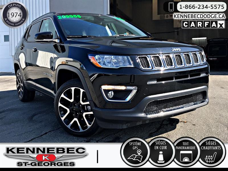 Jeep Compass 2018 Limited 4x4 #05141