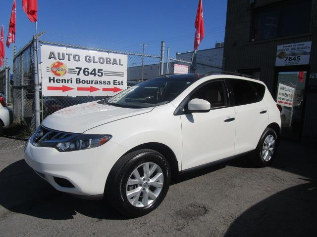 Nissan Murano 2013 AWD SV TRES BAS MILAGE Mags, Toit Panoramique #19-1235