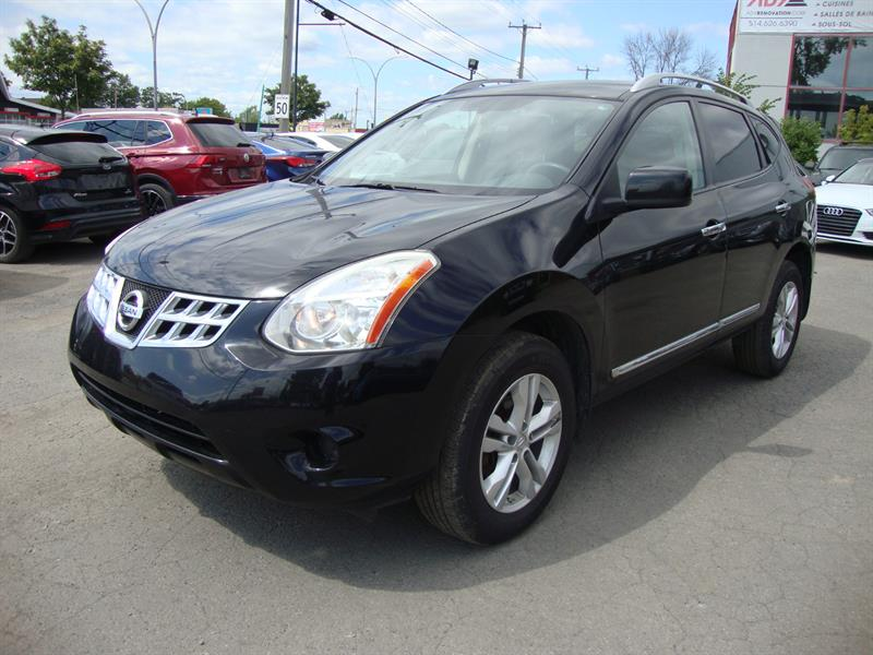 2012 Nissan Rogue FWD 4dr SE 17MAGS BLACK EDITION #M000022