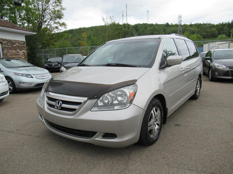 Honda Odyssey 2006 EX-L TOIT CUIR SIÈGES CHAUFFANTS #19-308