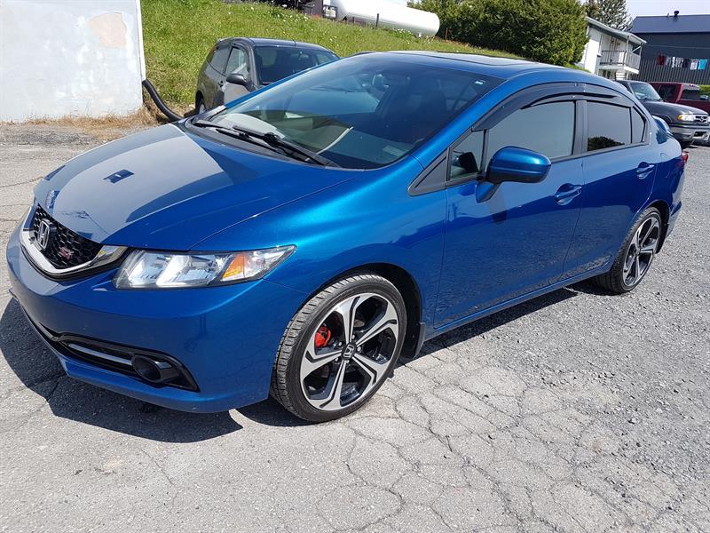 Honda Civic Sedan 2015 4dr Man Si