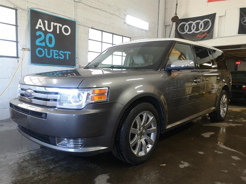 Ford Flex 2009 4dr Limited AWD #A-19108